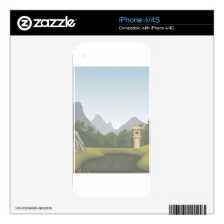 Skin iPhone 4 Decal For iPhone 4