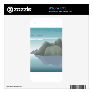 Skin iPhone 4 Decals For iPhone 4S