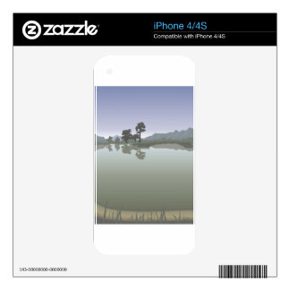 Skin iPhone 4 Decal For The iPhone 4S