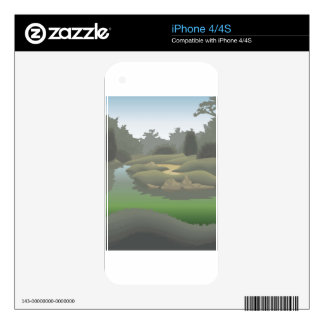Skin iPhone 4 Decals For The iPhone 4
