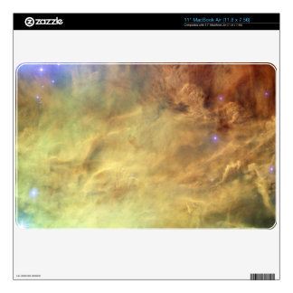 Skin laptop - Lagoon Nebula Decals For MacBook Air