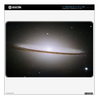 Skin laptop - Sombrero Galaxy Skin For The MacBook Air