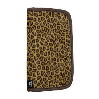 Skin leopard folio planner