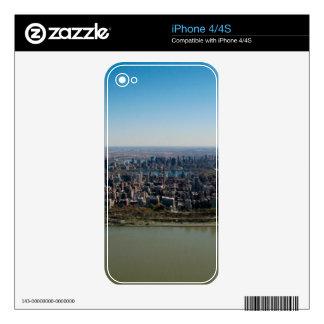 Skin: New York City Skyline Skin For The iPhone 4