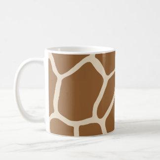 Skin Pattern, Colors of the Giraffe Coffee Mug