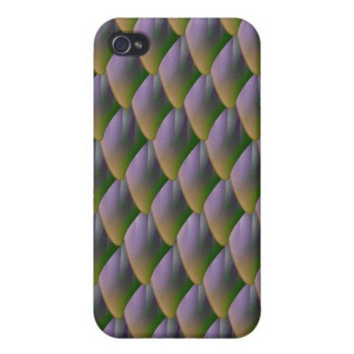 skin_yl del dragón iPhone 4 carcasas