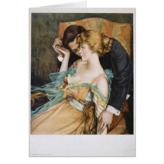 Skin You Love to Touch Mary Greene Blumenschein Card