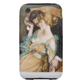 Skin You Love to Touch Mary Greene Blumenschein iPhone 3 Tough Case