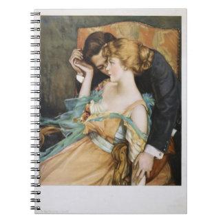 Skin You Love to Touch Mary Greene Blumenschein Spiral Notebooks