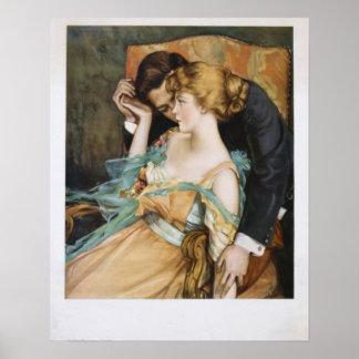 Skin You Love to Touch Mary Greene Blumenschein Poster