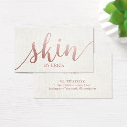 Esthetic business card templates page8 bizcardstudio dreaded esthetician business cards templates zazzle esthetician business card templates reheart Gallery