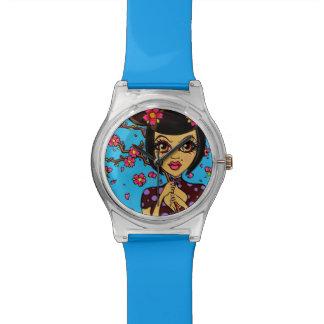 Skinderella Wrist Watch