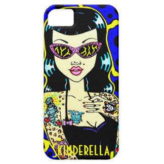 "Skinderella's ""Spark Plug"" phone case"