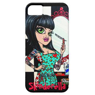 """Skinderella's """"Trust Me"""" phone case"""