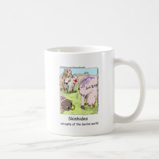SkinHides Cow Outcasts Funny Tees Mugs Etc