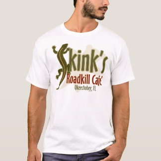 Skink's Roadkill Café T-Shirt