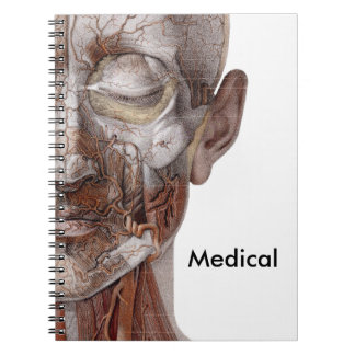 Skinless Face Notebook