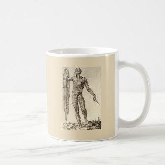 Skinned Alive Classic White Coffee Mug