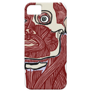 Skinned Head version two iPhone SE/5/5s Case