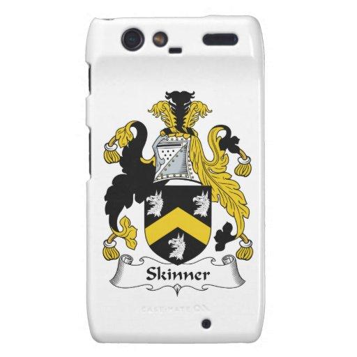 Skinner Family Crest Motorola Droid RAZR Cover