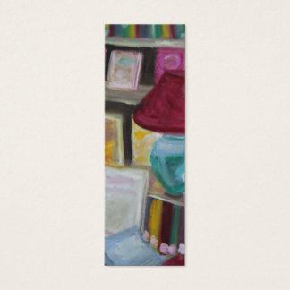 Skinny Bookmark: REELBOOKS Mini Business Card