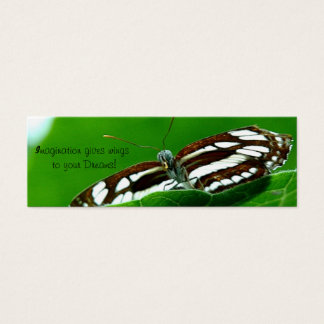 Skinny Butterfly Dreams Business Cards
