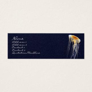 Skinny Card - Drifting Lace
