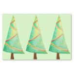 Skinny Christmas Trees Tissue Paper