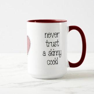 Skinny Cook Coffee Mug