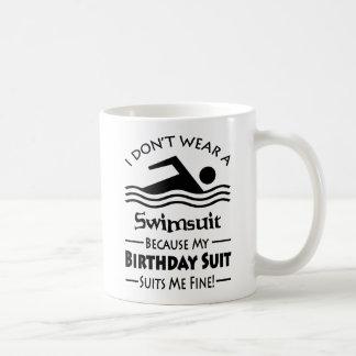 Skinny Dipping Coffee Mug