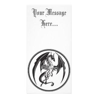 Skinny dragons card