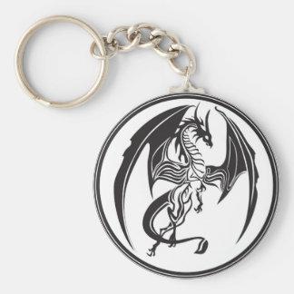 Skinny dragons keychain