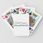 Skinny Genes Bicycle Poker Cards