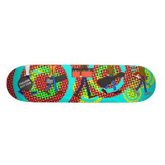 Skinny Guys Sk8 Skateboard Deck