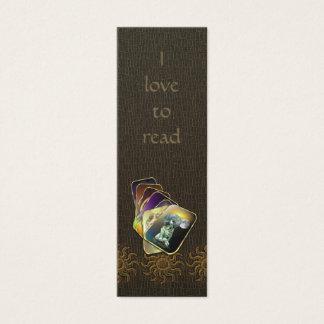 Skinny Mini Tarot Bookmarks Mini Business Card