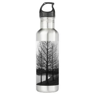 Skinny Trees 24oz Stainless Water Bottle