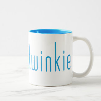 Skinny Twinkie Mug - Blue