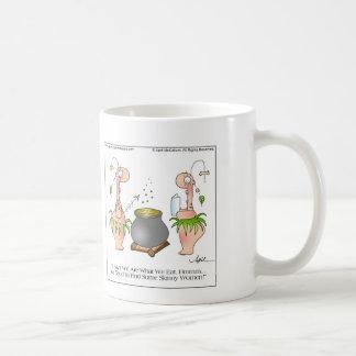 SKINNY WOMEN Cartoon Mug