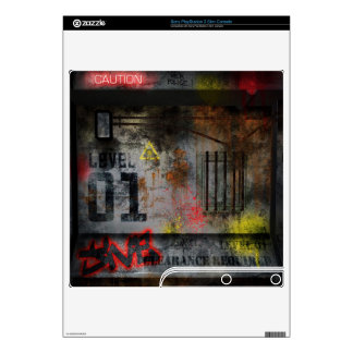 Skins Urban Graffti 2 Gaming Skins For PS3 Slim