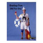 Skip Sayles™_humorous Greetings From postcard