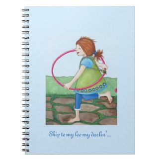 Skip To My Loo Notebook
