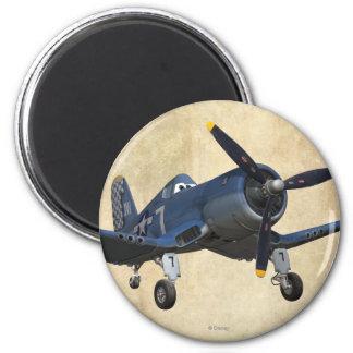 Skipper 1 2 inch round magnet