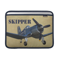 Skipper 1 MacBook sleeve