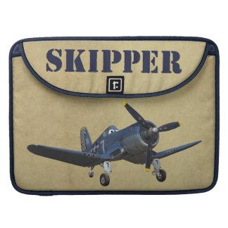 Skipper 1 sleeve for MacBooks