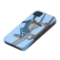 Skipper 2 iPhone 4 Case-Mate case