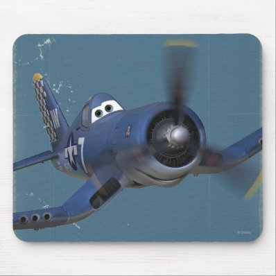Skipper 3 mouse pads