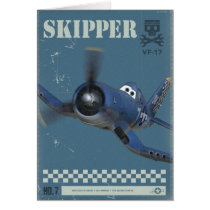 Skipper No. 7 Card