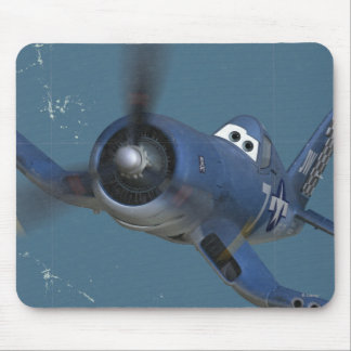 Skipper No. 7 Mouse Pad