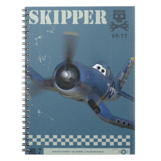 Skipper No. 7 Notebook