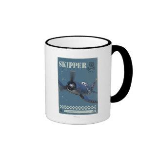 Skipper No. 7 Ringer Mug